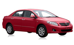 Toyota-Altis for Private Cars