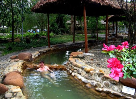 Thanh Tan Spa - Hue city