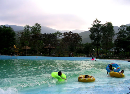 alba thanh-tan hot springs - Thanh Tan Mineral Springs – Tour Hue