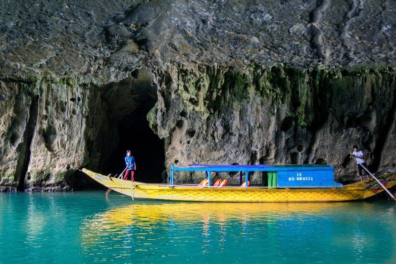 Phong Nha Cave experience