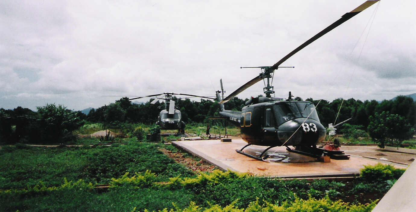 A visit to Khe Sanh combat base