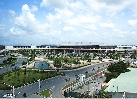 Tan_Son_Nhat_International_Airport - Ho Chi Minh Airport Transfer