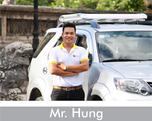 mr hung private car