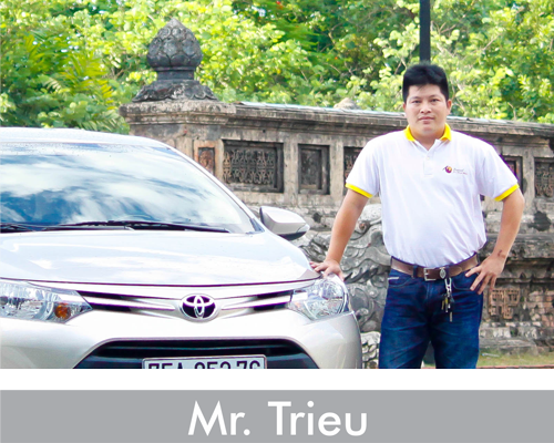 mr trieu private car