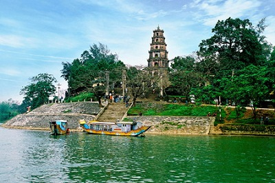 thien mu pagoda - Hue city tour 1 day