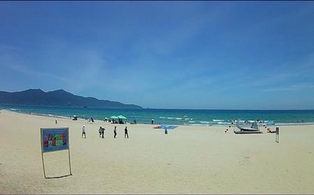 my khe beach - Hue to Hoian - Hoi An to Hue