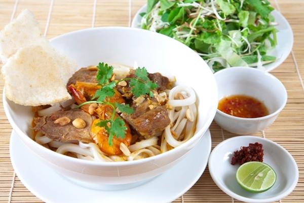 Mi Quang - Da Nang to Hoi An