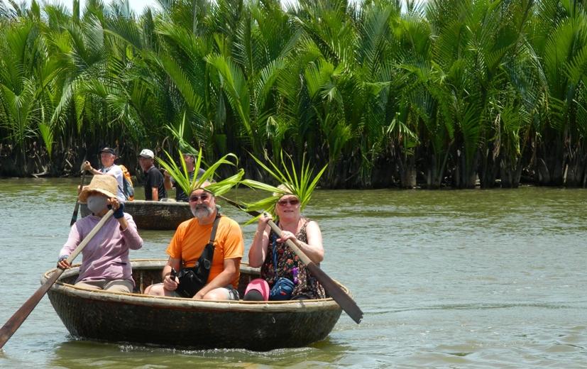 Water Coconut Village - Da Nang to Hoi An