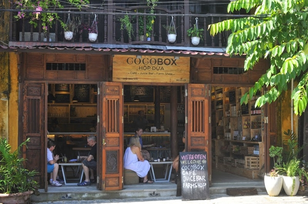 cocobox-hoi-an-cafe da nang to hoi an