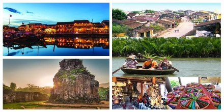 da nang to hoi an - hoi an tour