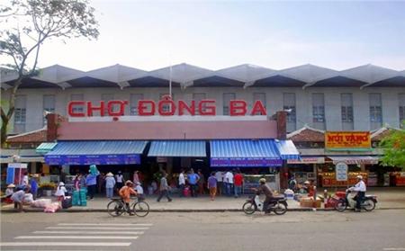 dong-ba-market-hoian to hue - danang to hue