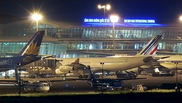 tan son nhat airport - hue travel guide