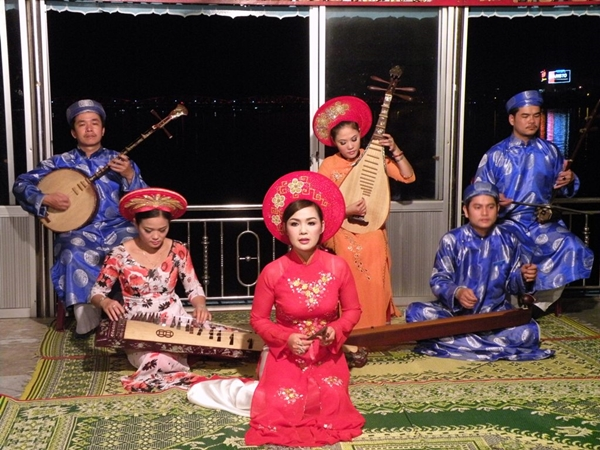 Hue Folk Song - Hue Travel Guide