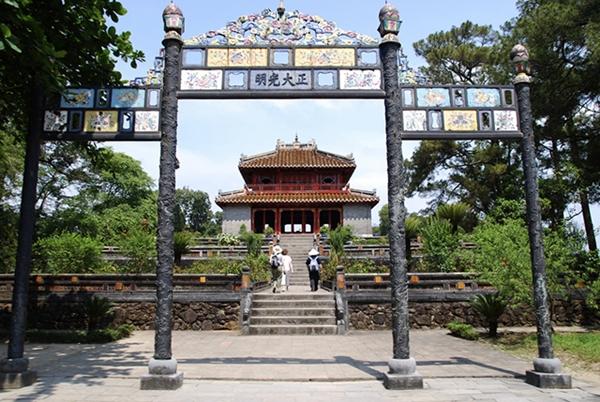 dai hong mon gate