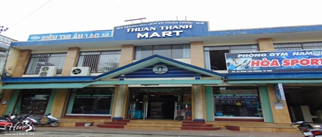 thuan thanh supermarket - hue travel guide