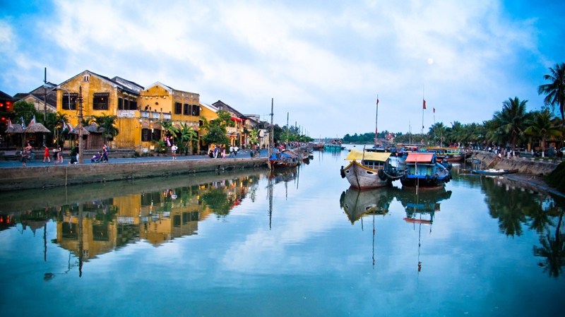 Best time to travel in Hoi An