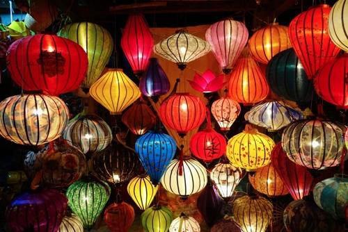 hoi an lantern in hoi an - things to do in Hoi An