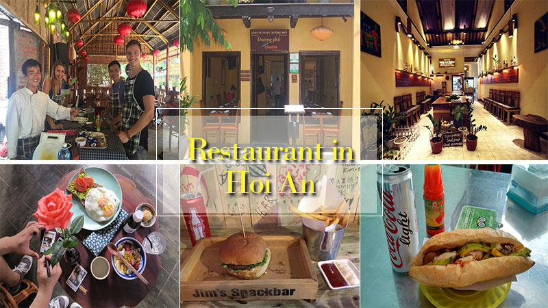 10 good restaurants in Hoi An
