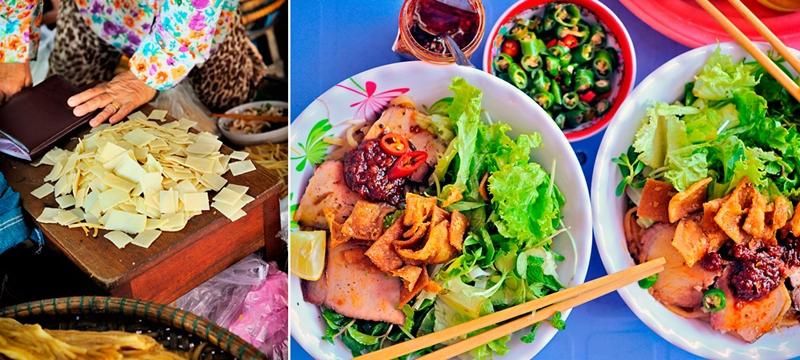 Cao Lau Noodles, Hoi An, Vietnam