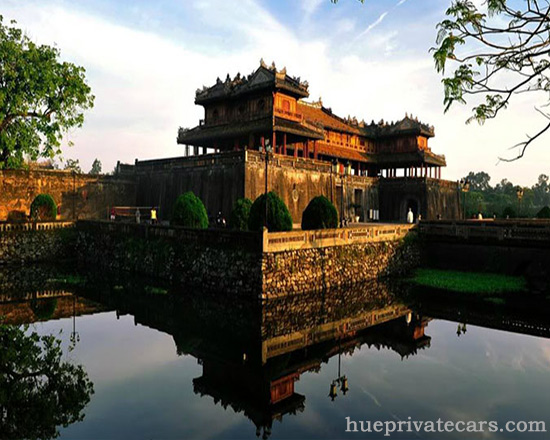 CHAN MAY TO HUE TO CHAN MAY - Hue Imperial City