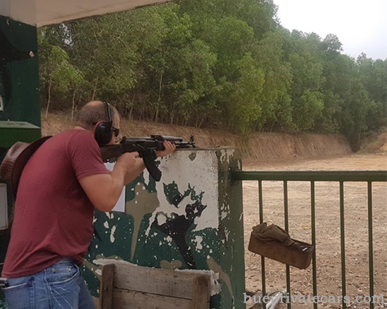 Cu Chi Tunnels Full Day Tour - Cu Chi Tunnels Firing Range
