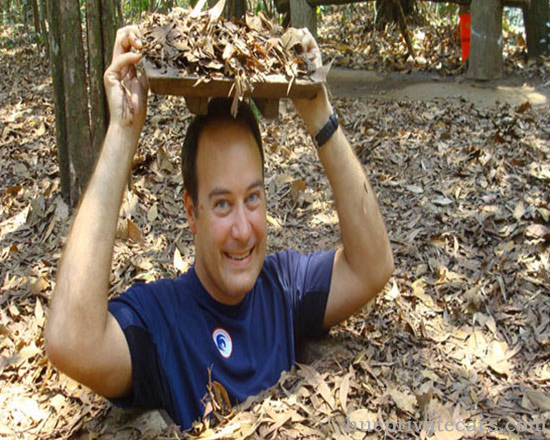Cu Chi Tunnels Full Day Tour - Cu Chi Tunnels