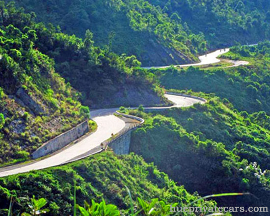 Da Nang – Hue – Da Nang Package Tour - Hai Van Pass
