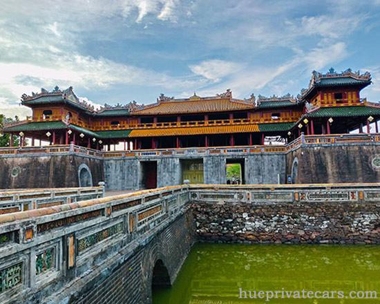 Da Nang – Hue – Da Nang Package Tour - Hue Citadel