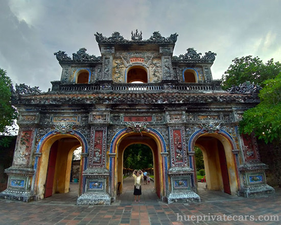 Da Nang – Hue – Da Nang Package Tour - Imperial City of Hue