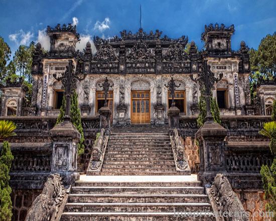 Da Nang – Hue – Da Nang Package Tour - Khai Dinh Tomb