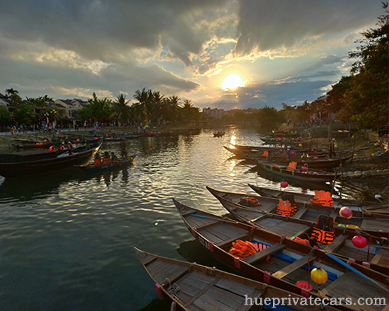 Da Nang to Hoi An by Private Car - Hoi An City