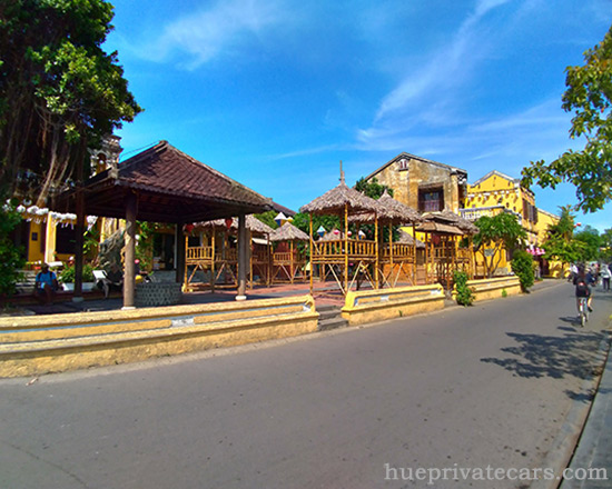 Da Nang to Hoi An by Private Car - Hoi An Old Town