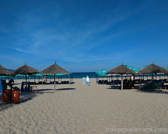 Da Nang to Hoi An by Private Car - My Khe Beach