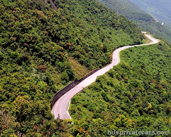 Da nang – Bach Ma – Da nang by private car - Hai Van Pass