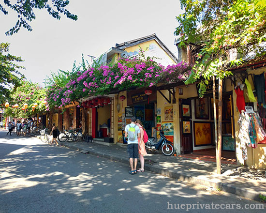 HUE TO HOI AN TO HUE - Hoi An Old Town