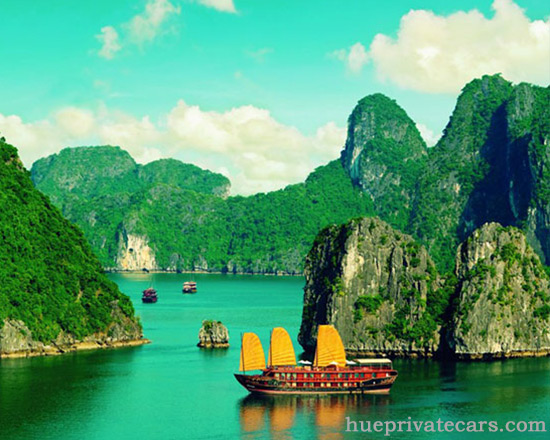 Ha Noi to Ha Long bay by private car - Ha Long Bay Cruise