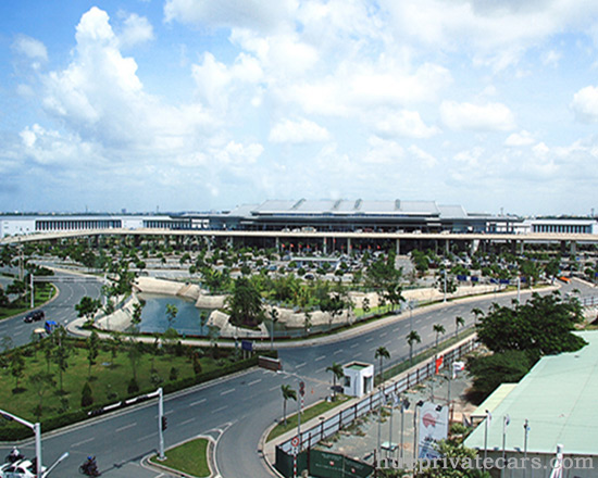 Ho Chi Minh Airport Transfer - Tan Son Nhat International Airport