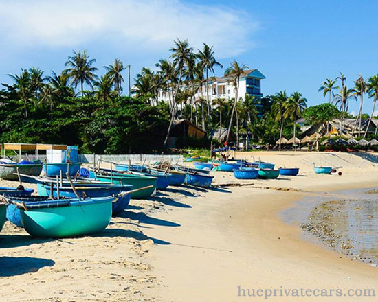 Ho Chi Minh to Mui Ne by Private car - Mui Ne Beach