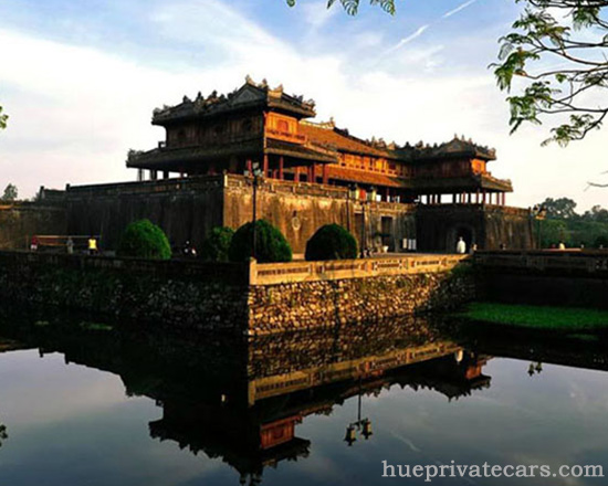Hoi An - Hue - Hoi An 1 day Small Group Tour - Hue Citadel