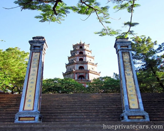 Hoi An - Hue - Hoi An 1 day Small Group Tour - Thien Mu Pagoda