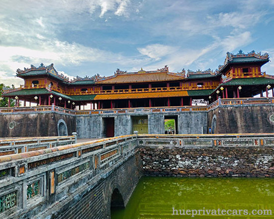Hoi An To Hue by Private Car - Hue Citadel