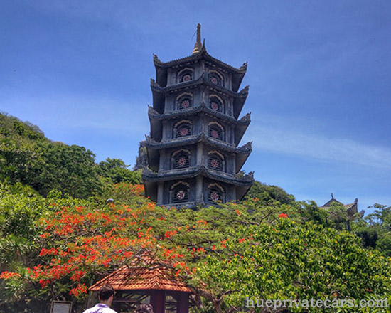 Hoi An To Hue by Private Car - Marble Mountain
