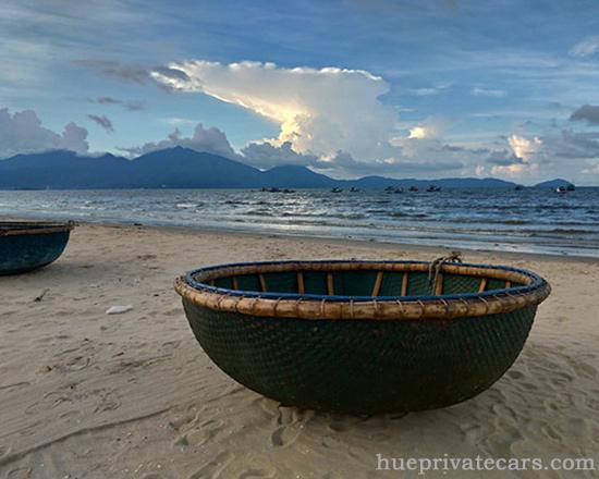 Hoi An To Hue by Private Car - My Khe Beach