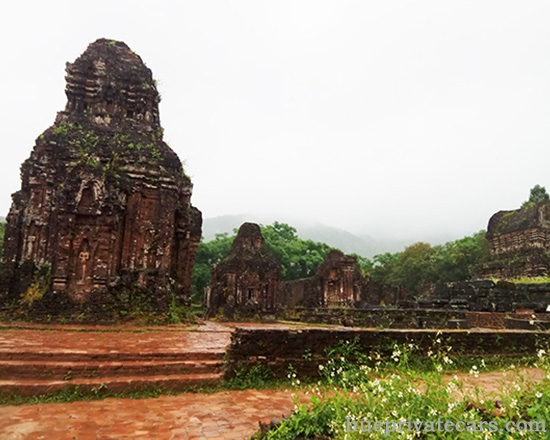 Hoi An To Hue by Private Car - My Son Sanctuary