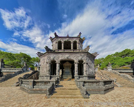 Hue Sightseeing Day Tour - Khai Dinh Tomb
