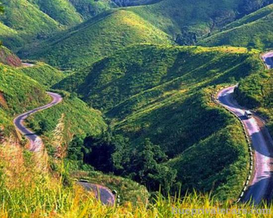 Hue to Hoi An by car - Hai Van Pass