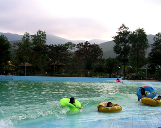 Thanh Tan Mineral Springs – Tour Hue - Hot Spring in Hue