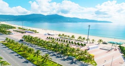 Hoi An to hue - my khe beach