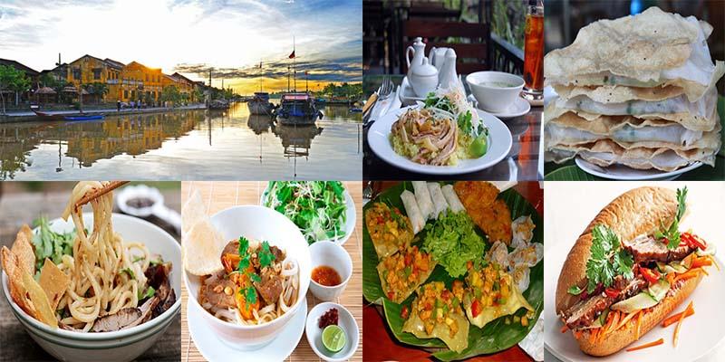 Hoi an food - Da Nang to Hoi An