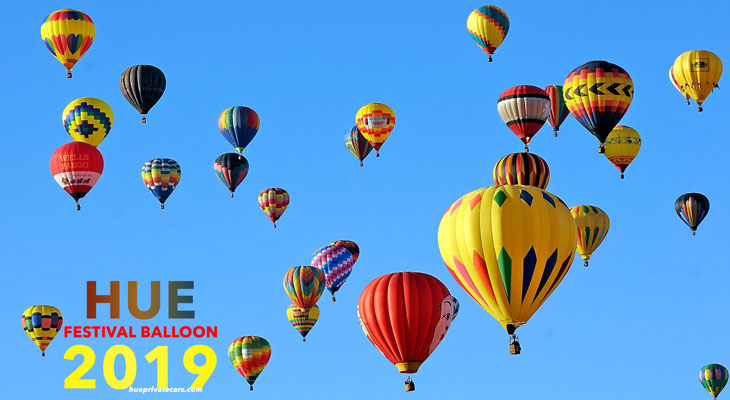 Hue International Balloon Festival 2019